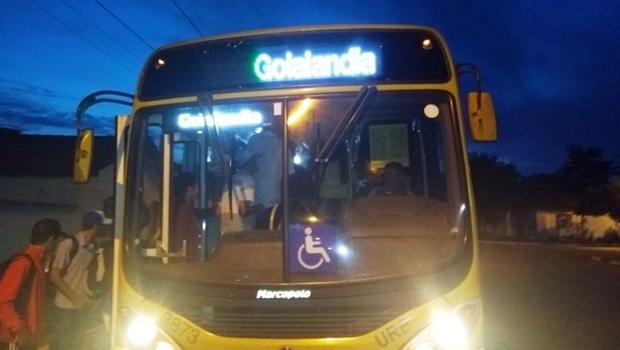 Empresa pede reajuste de 27% na passagem de ônibus em Anápolis, mas prefeito defende tarifa menor