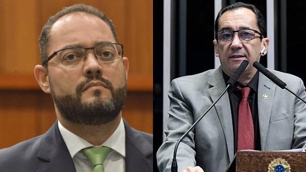 Virmondes diz que Cidadania irá reforçar com Kajuru que candidato em Goiânia será do partido