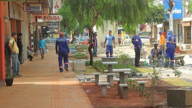 Rua do Lazer é revitalizada e ganha sistema de monitoramento 24 horas