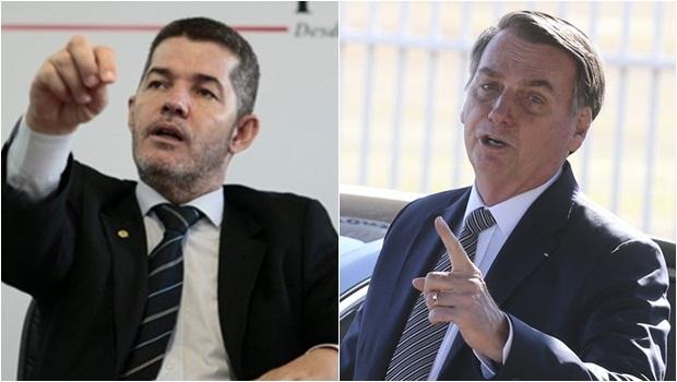 Na 1ª batalha, Delegado Waldir defende protagonismo no partido e desarma ataque dos Bolsonaro