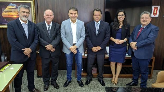 Deputados destinam emendas para construção da Cadeia Pública de Augustinópolis