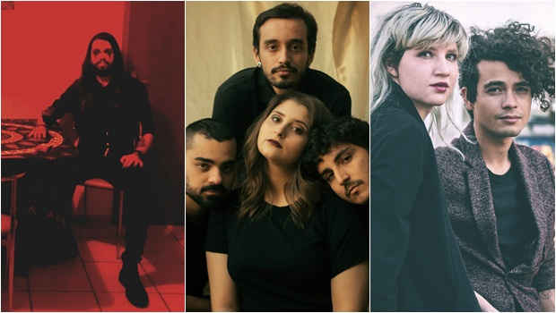 Sons Tácitos aposta em estilos experimentais com três apresentações no CCUFG