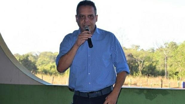 Prefeito de Ceres, Rafaell Melo se filia ao Progressistas