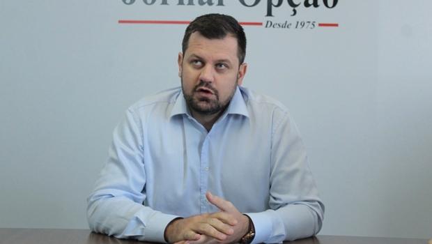 """""""Se o PSL começar a obstruir projetos do governo, sairei junto com o presidente"""", diz Paulo Trabalho"""