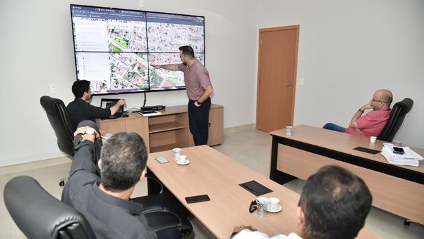 Prefeitura de Aparecida vai instalar 600 câmeras de videomonitoramento