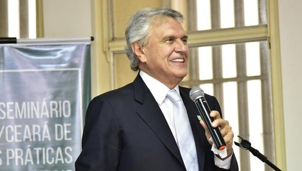 Bancada goiana anuncia a Caiado R$ 1,3 bilhão em emendas para o Estado