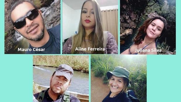 Bombeiros localizam grupo de jovens que desapareceu na Chapada dos Veadeiros