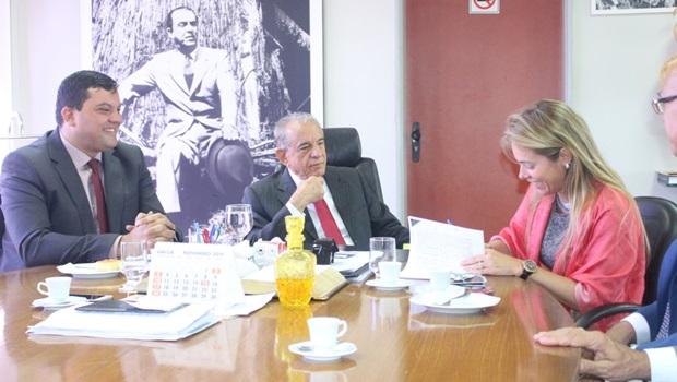 Secretaria de Estado da Economia e Secretaria de Finanças de Goiânia se unem no combate à sonegação fiscal