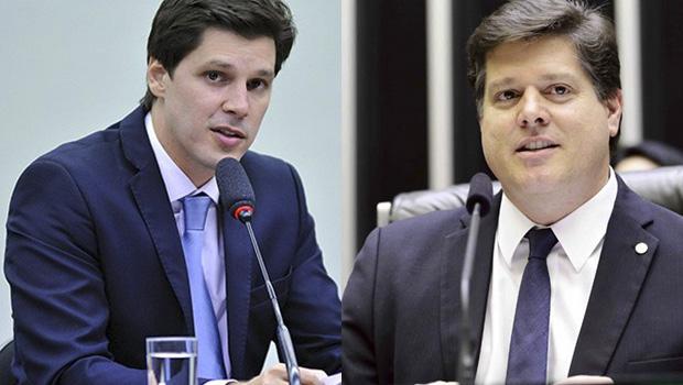 Baleia Rossi é eleito presidente do MDB e Daniel Vilela como terceiro vice-presidente