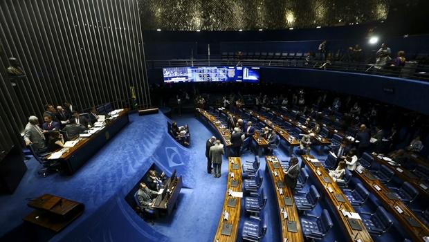 Senado deve concluir votação de texto principal da Previdência na terça
