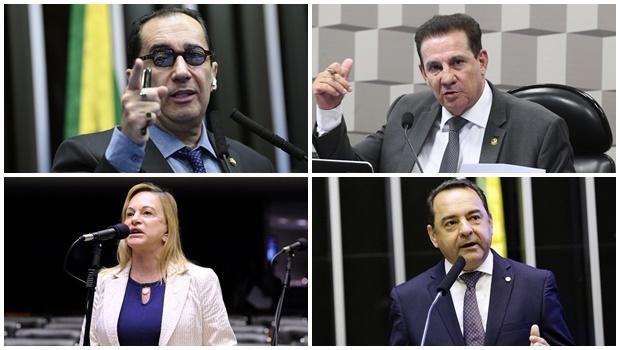Se depender de Goiás, número de senadores e deputados federais pode reduzir em um terço