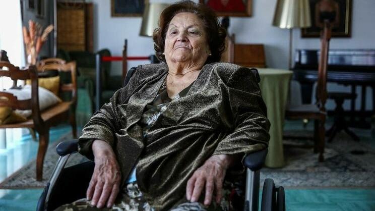 Morre a fadista Argentina Santos. Aos 95 anos