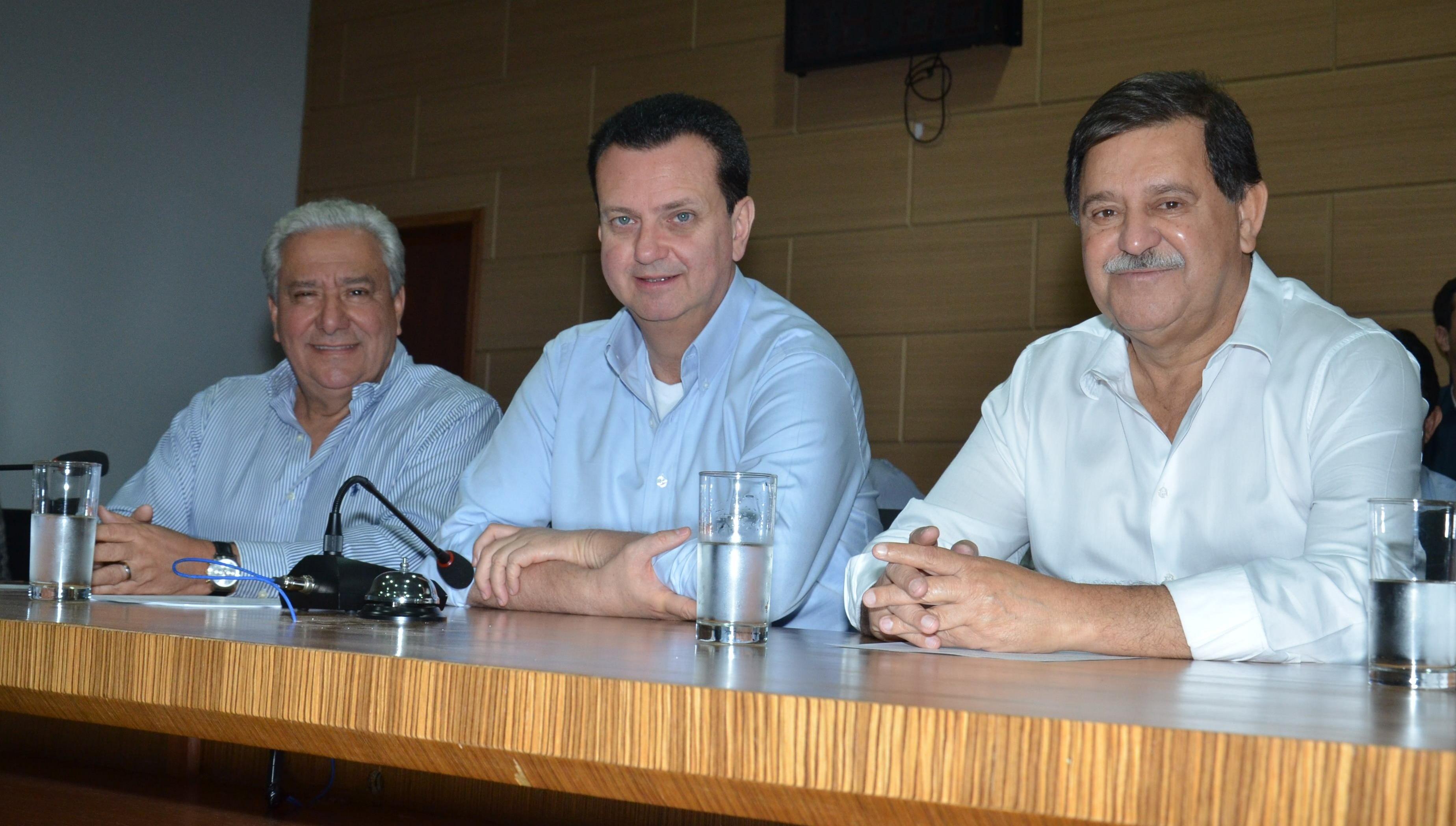 Vilmar Rocha vai passar comando do PSD de Rio Verde para Juraci Martins