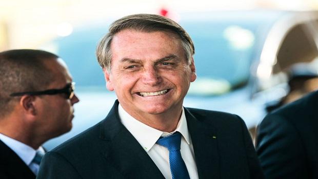 Bolsonaro é o político brasileiro mais popular nas redes sociais