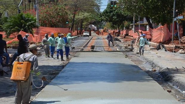 Trânsito entre Rua 4 e Avenida Anhanguera é liberado nesta sexta-feira