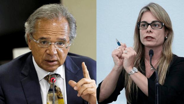 Entrevista de Paulo Guedes ajuda a entender Cristiane Schmidt