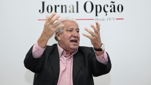 Vilmar Rocha diz que Vanderlan vai ser eleito porque o goianiense o percebe como gestor eficiente