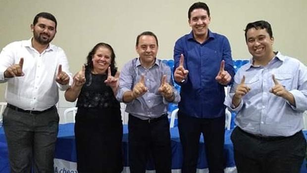 Prefeito de Abadiânia assina filiação ao Progressistas Goiás