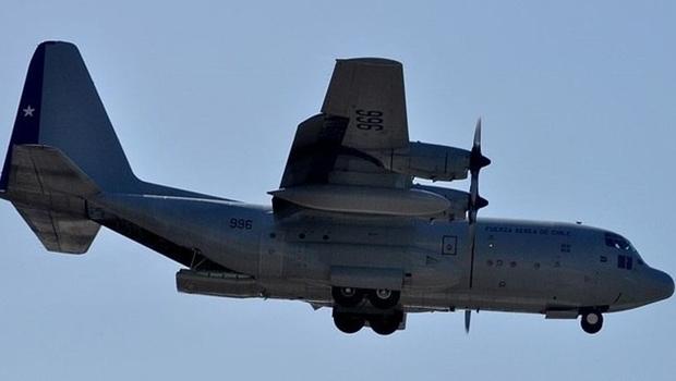 Avião chileno que seguia para Antártida desaparece com 38 pessoas