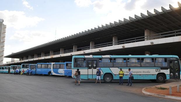 Ônibus do Entorno do DF voltam a operar na Rodoviária do Plano Piloto