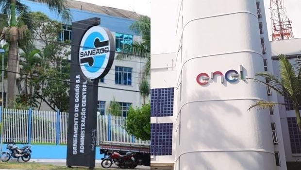 Falhas da Enel geraram desabastecimento de água em 22 municípios, aponta Saneago