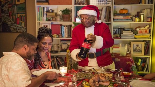 Globo exibe especial de Natal com Papai Noel negro
