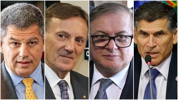 Retrospectiva: Relembre os ministros que caíram no primeiro ano do governo Bolsonaro