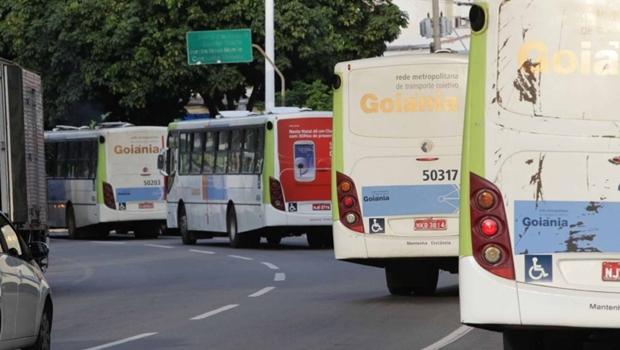 Prefeitura anuncia incremento de cem ônibus de transporte coletivo