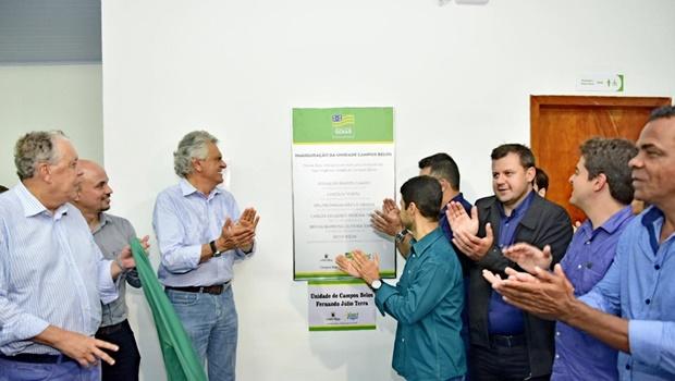 Unidade do Vapt Vupt é inaugurada em Campos Belos, no Nordeste goiano