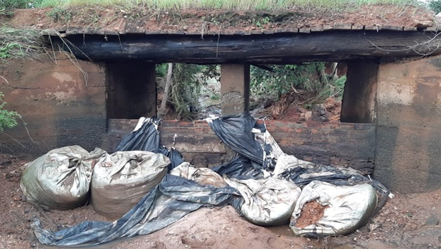 Barragem que se rompeu em Pontalina está condenada, afirmam técnicos da Semad