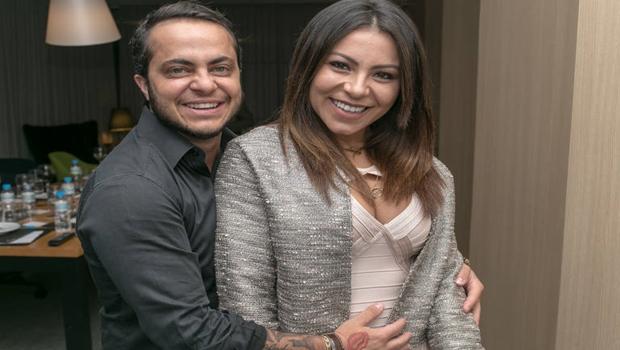 Nasce primeiro filho do casal Thammy e Andressa Miranda