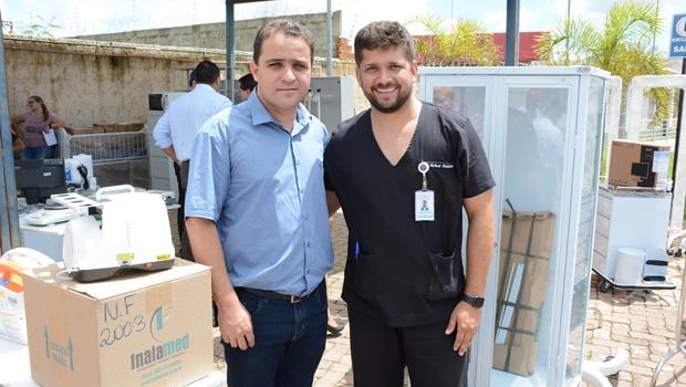 UPA de Cristalina recebe novos equipamentos para ampliar atendimento