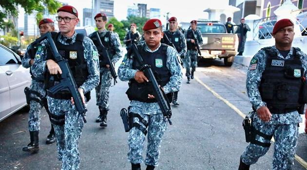 Em 4 dias de motim da PM, Ceará registra 122 assassinatos