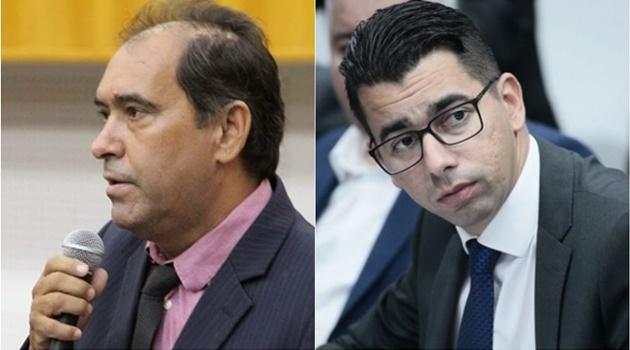 Ex-vereador Edson Automóveis é indiciado por calúnia e injúria contra o deputado Vinícius Cirqueira