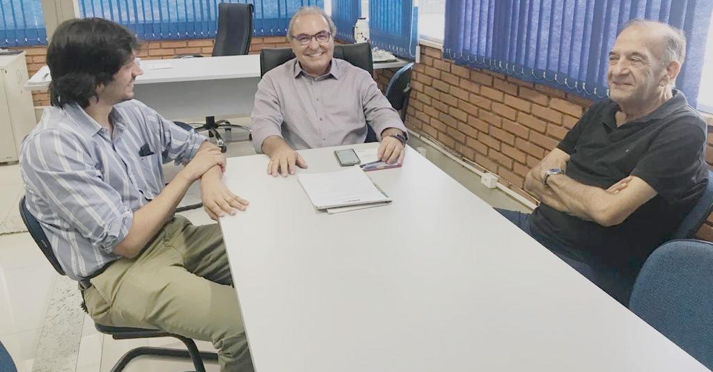 Samuel Gemus diz que está satisfeito no PSDB que será candidato a prefeito de Anápolis