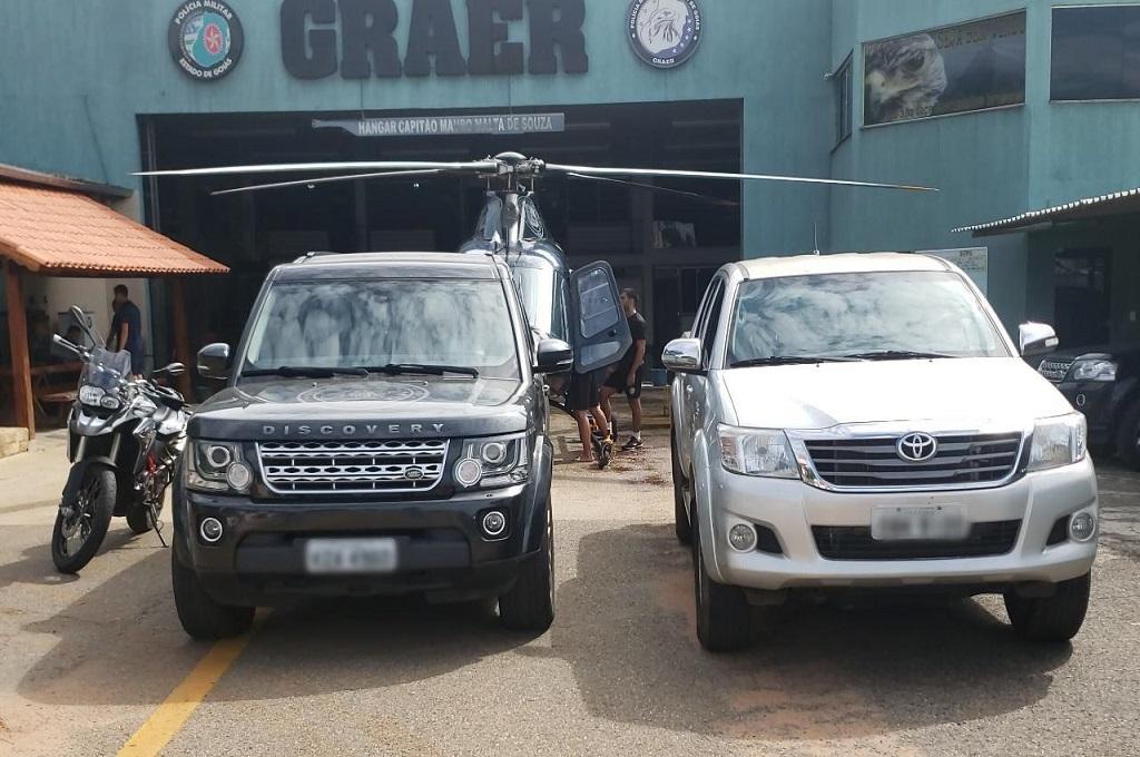 Justiça autoriza uso de veículos apreendidos para operações policiais