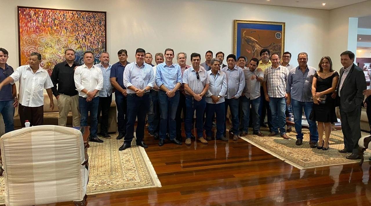 Adriano Baiano disputa Prefeitura de Itaberaí com apoio de Jean Carlo e Wellington Baiano