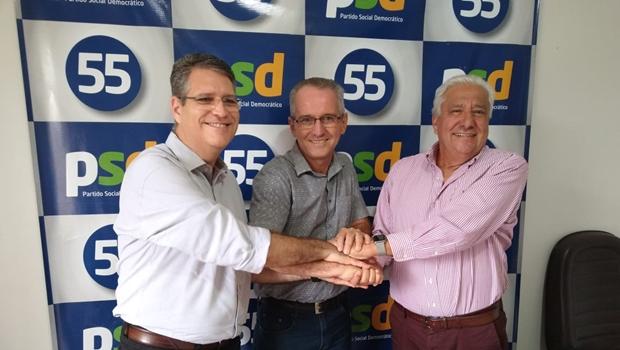 Renato Pereira será candidato à Prefeitura de Santa Helena pelo PSD