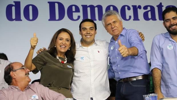 José Délio Jr. desponta como pré-candidato do Democratas em Hidrolândia