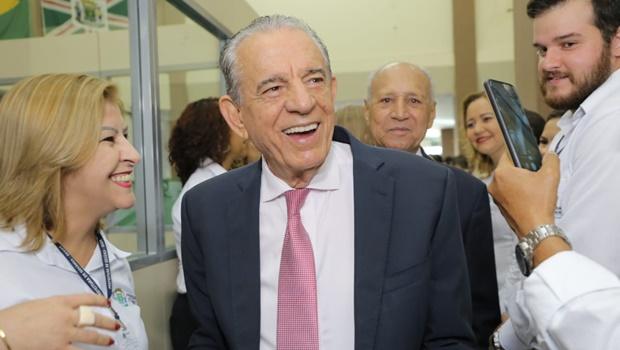 Apoiadores de Iris Rezende promoverão 'buzinaço' a favor do prefeito