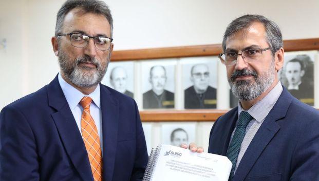 Procurador recebe relatório final da CPI dos Incentivos e garante prioridade na análise
