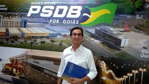 """""""Estamos no PSDB formatando uma chapa de vereadores vencedora para este ano na capital"""", afirma Francisco Oliveira"""