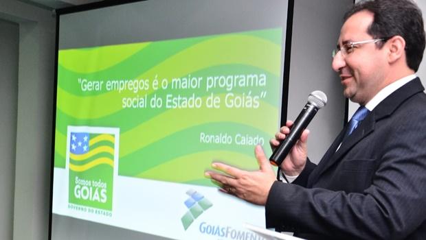 Governo implementa mudanças para facilitar crédito via GoiásFomento