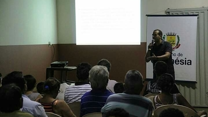João Paulo Batista disputa mandato de vereador em Goianésia pelo PSD