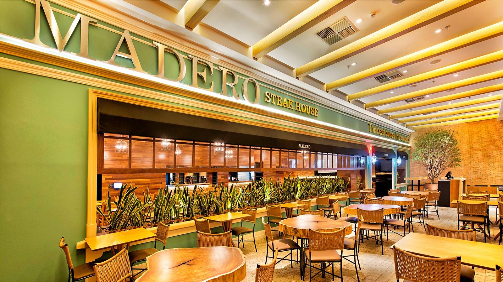 Restaurante Madero demite mais de 600 trabalhadores