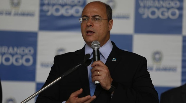 PF investiga Witzel por suposto desvio de recursos destinados ao combate da Covid-19 no Rio