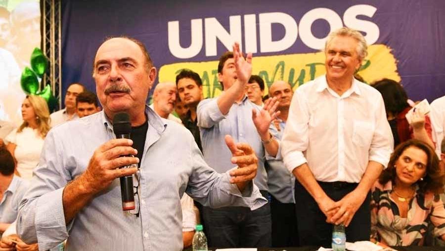 Zacharias Calil deve disputar a Prefeitura de Goiânia se o MDB bancar Maguito Vilela