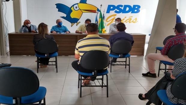PSDB promove reunião de capacitação de pré-candidatos a vereador de Goiânia
