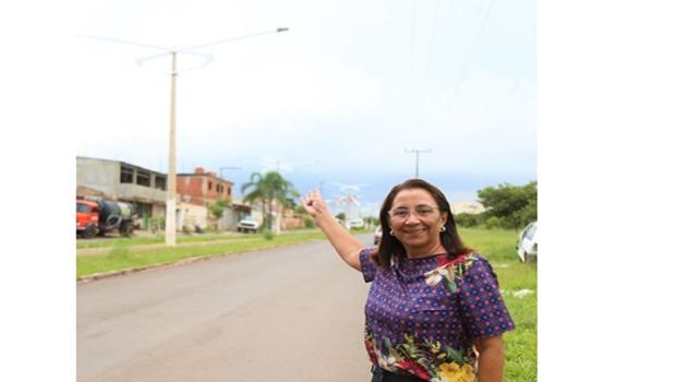 Prefeita de Novo Gama alerta para epidemia de dengue