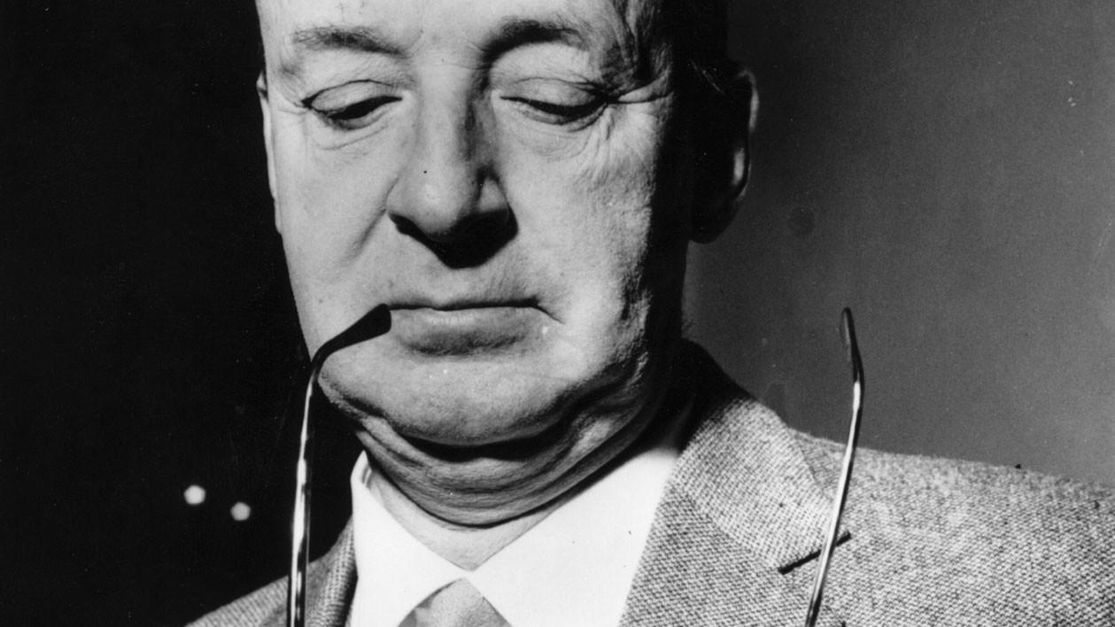Entrevista com Nabokov, um homem da extinta aristocracia russa. Incluindo Arthur Miller